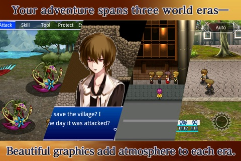RPG Aeon Avenger screenshot 4