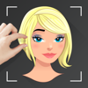 Appdicted - Women's Hairstyles - Try on a new style  artwork
