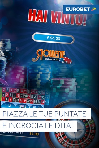 Eurobet Roulette screenshot 2