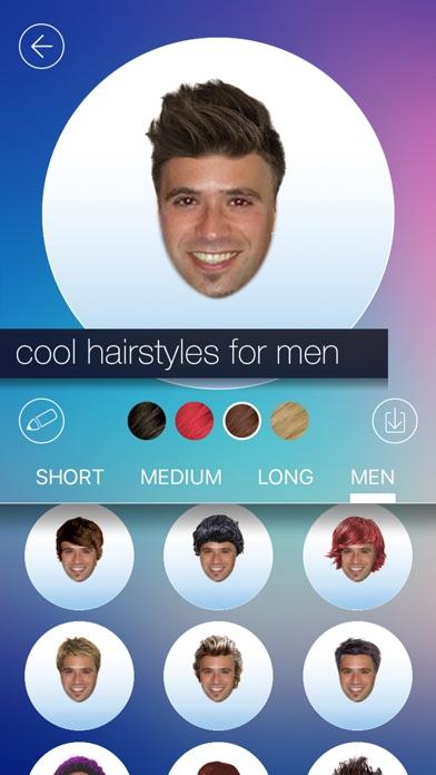 Essai de coiffure gratuit en ligne