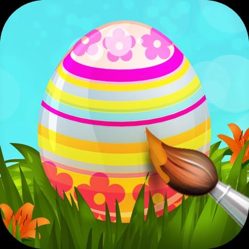 Egg Painting iOS App