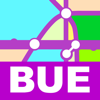 Buenos Aires Transport Map - Subte Route Planner