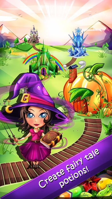 Witchy World screenshot one