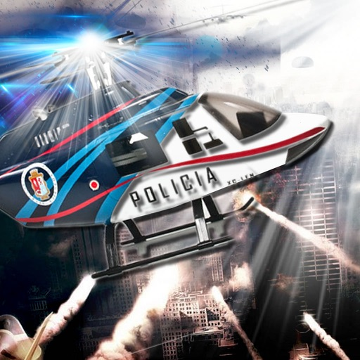 Chase Iron Flight - Adrenaline Driver Game iOS App