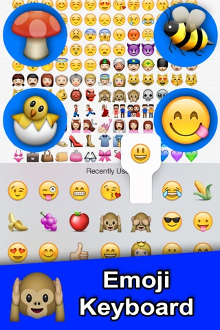 Emoji 3 PRO - Color Messages - New Emojis Emojis Sticker for SMS, Facebook, Twitter screenshot 1