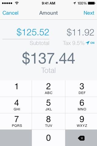 Credit Card Terminal & Reader screenshot 4