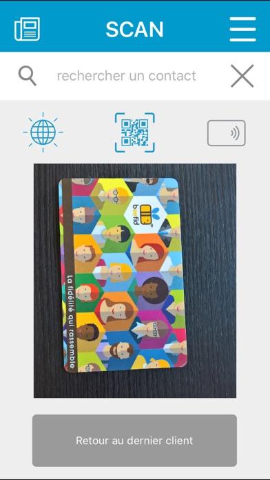 Beefid AdminCapture d'écran de 2