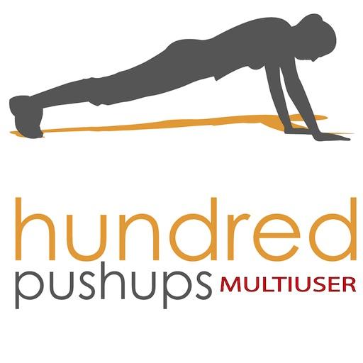 Hundred Pushups Multi User iOS App