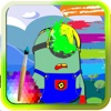 Draw Pages Game Minion Version