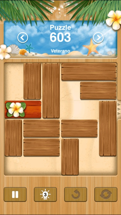Screenshot of Unblock Me2