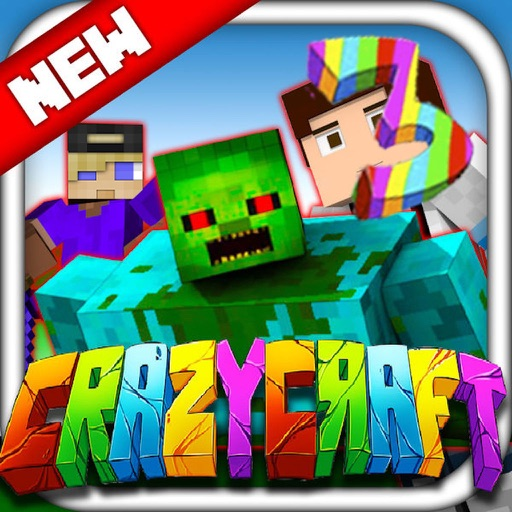Craft Game For Pc : Crazy craft edition mods guide for minecraft game pc