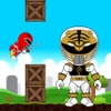 Jetpack Quest: Power Rangers version