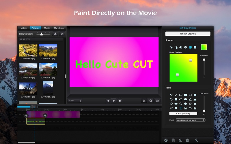 Cute Cut Pro Full Featured Video Editor App Download