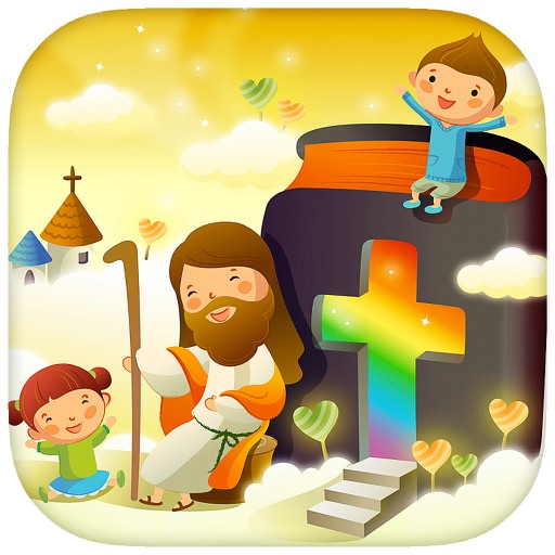 Holy Bible. Baby Puzzles iOS App