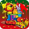 Colorig Game Animal Best For Babys