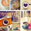 Editor de Fotos Collage Retro
