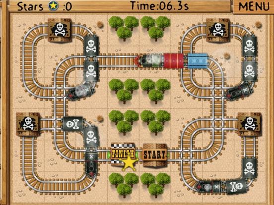 Скачать Rail Maze : Паровозики