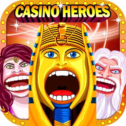 Casino Heroes Family Dental Care iOS App