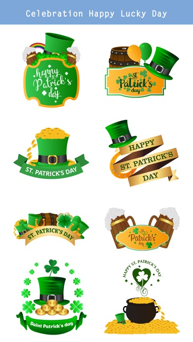 download St.Patrick's Day Sticker apps 0