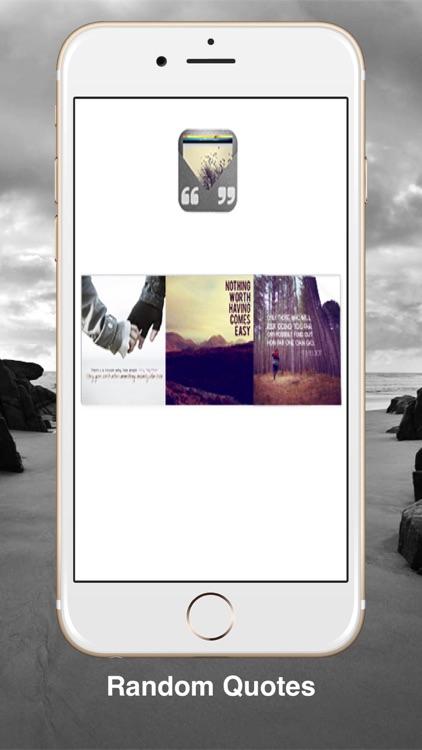 Random photo sharing app