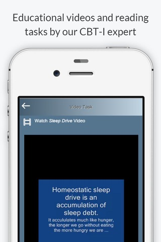 Night Owl - Sleep Coach screenshot 3