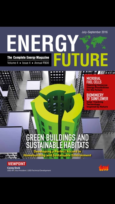 Energy Future Magazine screenshot1