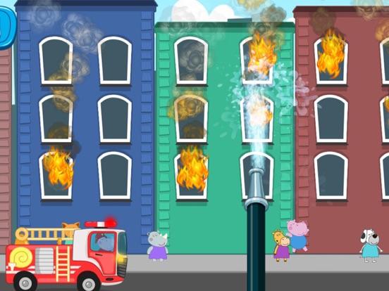 Скачать Гиппо: Пожарный патруль