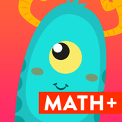 Kids Monster Creator - early math calculations using voice recording and make funny monster images