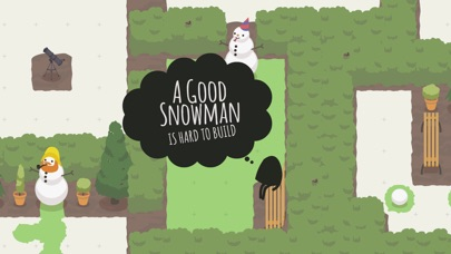 Screenshot #6 for A Good Snowman Is Hard To Build
