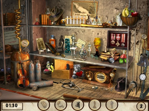 Mystery hidden object adventure time app store ipad 1 voltagebd Images