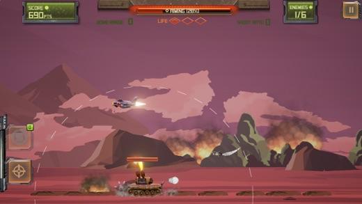 Bomber Game Screenshot