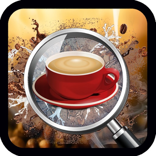 Free Hidden Objects:Coffee Corner Hidden Objects iOS App