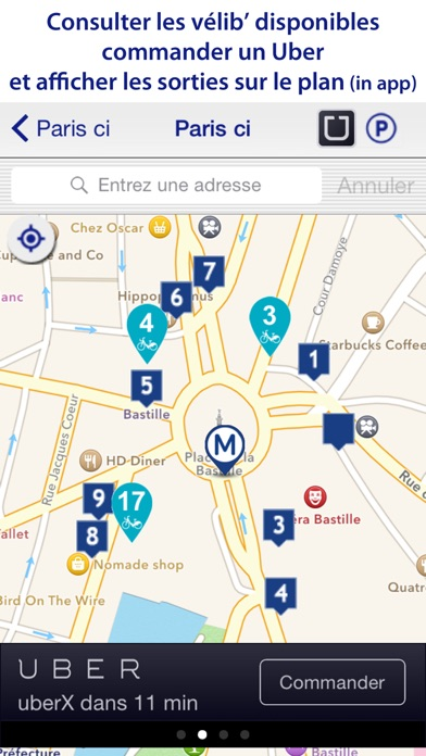 download Paris ci la sortie du Métro apps 2