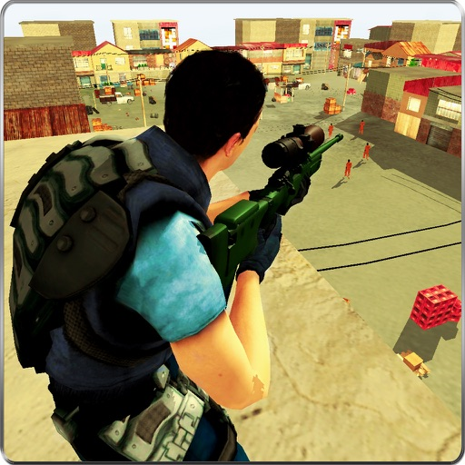 Prison Escape Sniper Shooter 3D iOS App