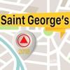 Saint George's 離線地圖導航和指南
