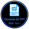Templates for PPT(16x9 size)