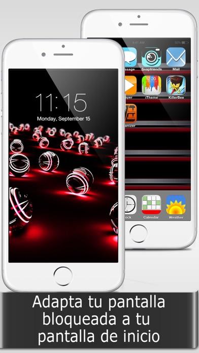 Itheme temas para tu iphone ipad e ipod touch en app store for App para disenar muebles ipad