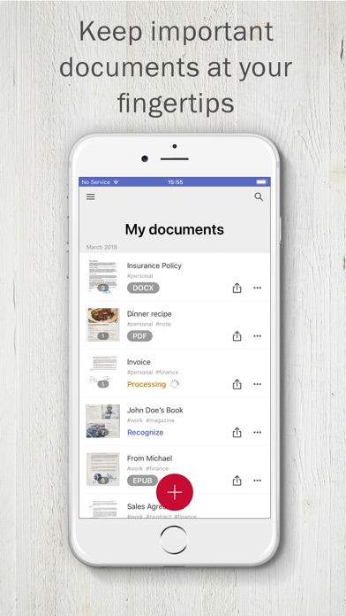 review about pdf scanner app