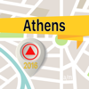 Athens Offline Map Navigator and Guide