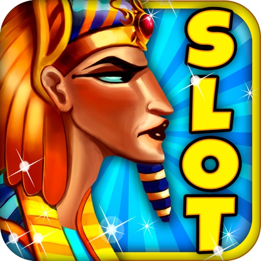 Way of Pharaoh's Fire Slots 3 - old vegas tower with casino's top wins iOS App