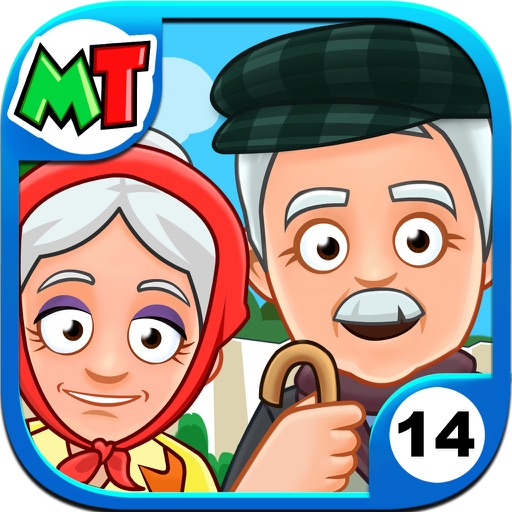 My Town : Grandparents app for ipad