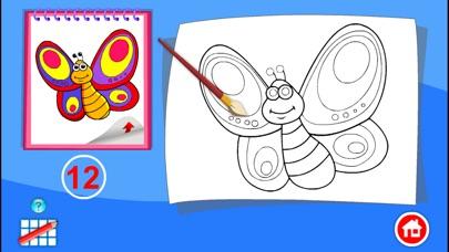 تعلم الرسم والتلوينلقطة شاشة3