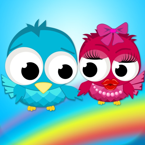 Flirty Birdys iOS App