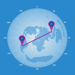 Map Geo-Measure Tool