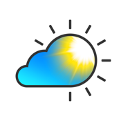 Weather Live Free - Local Weather Forecast, Temperature, and Alerts for US and the World icon