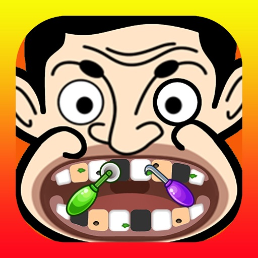 Doctor Comedian Dentist Game Free For Kids Version iOS App