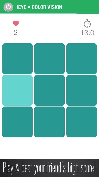 iEye - Color vision Screenshot