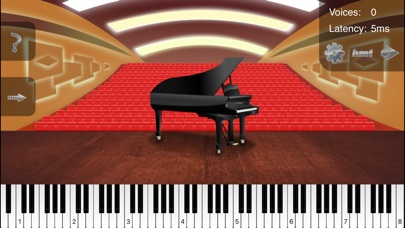 Screenshot CMP Grand Piano