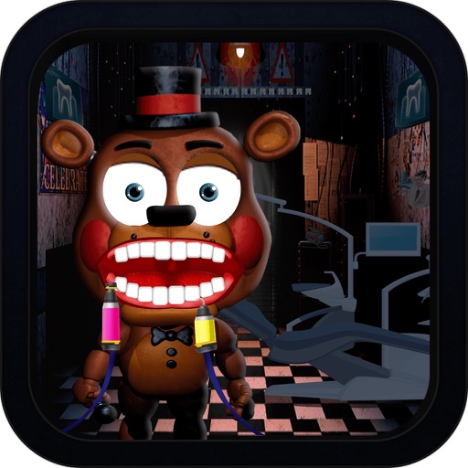 """Fnaf Funny Dentist Game for """"five nights at freddy´s"""" Version iOS App"""