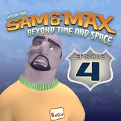 Sam & Max Beyond Time and Space Ep 4